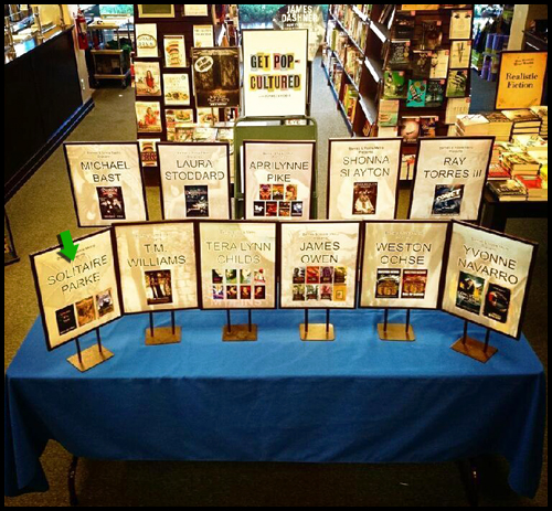 Book Signing @ Barnes & Noble