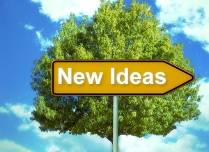 new ideas